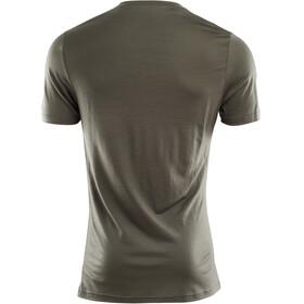 Aclima LightWool T-Shirt Men Ranger Green